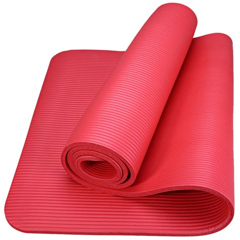 thick exercise mat mat exercise thick fitness physio pilates soft