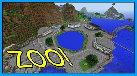 zoo minecraft xbox  map   youtube