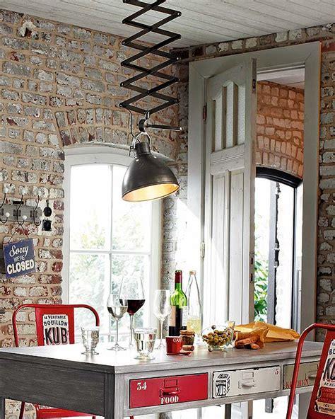 industrial style kitchen designs 30 cool industrial design kitchens 4678