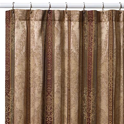 croscill 174 townhouse 72 inch x 96 inch fabric shower