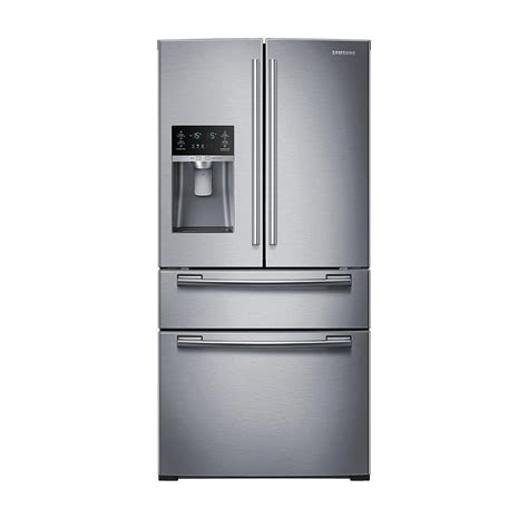 Samsung 25 Cu Ft French Door Refrigerator Stainless