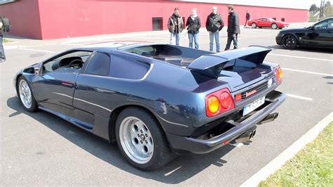 Lamborghini Diablo 1992 Sound Exhaust
