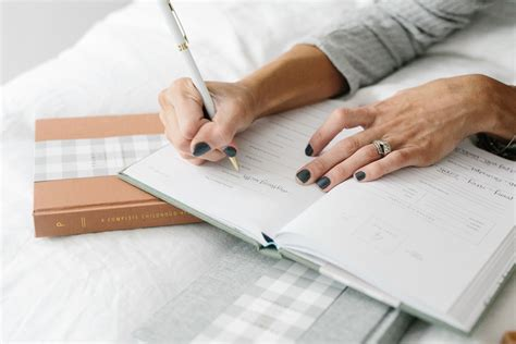 Promptly Journals - the parrish place