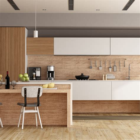 latest kitchen wall  floor tiles designs design cafe