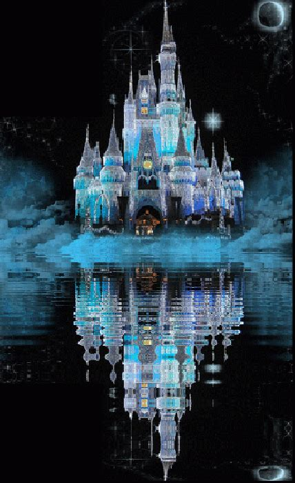 Cinderella Castle At Night Wallpaper Glitter Graphics The Community For Graphics Enthusiasts
