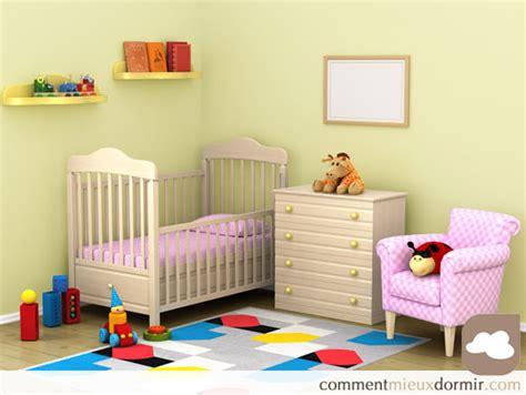 comment aménager la chambre de bébé commentmieuxdormir com comment aménager une chambre de