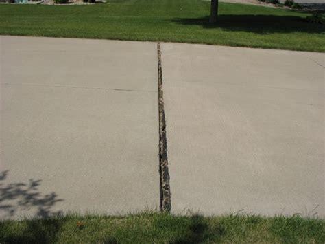 how to repair concrete driveway cracks ask the builder