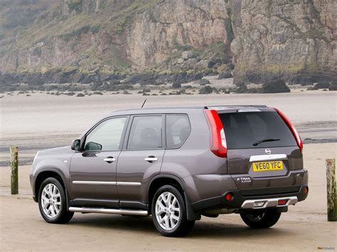 Nissan X Trail Photo by Photos Of Nissan X Trail Platinum Edition Uk Spec T31