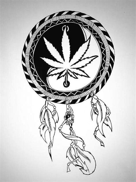 35 best Dream Catcher Tattoo Designs Weed images on Pinterest | Tattoo ideas, Dream catchers and