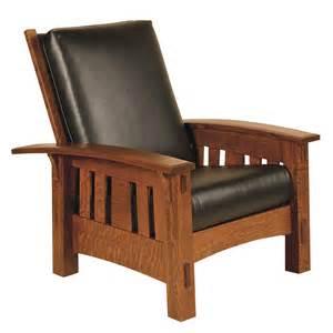amish mccoy morris chair