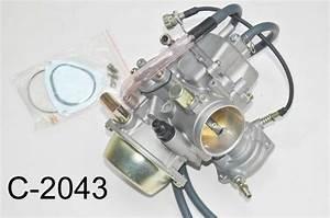 Carburetor Fit Yamaha Grizzly 660 Yfm660 2002 2003 2004