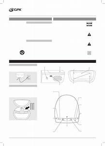 Gpx Clock Radio Cc312b User Guide