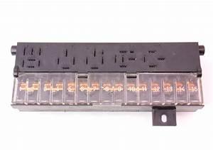 Fuse Box Relay Panel 75