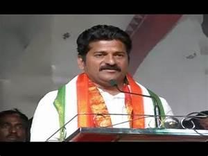 కేసీఆర్ను అడుగు కేటీఆర్...Revanth Reddy Speech At Gnadhi ...