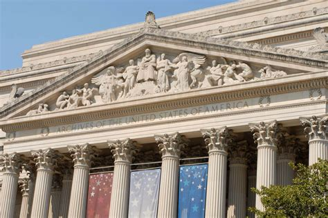 Complete Guide To The National Archives In Washington Dc