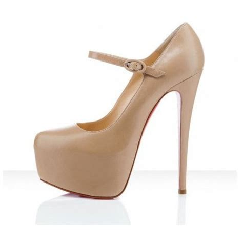 Best Colors to Wear with Beige High Heels u2013 Carey Fashion