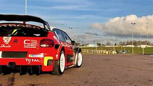 Citroen Wrc 2018 : 2018 wrc cars revealed at autosport international ~ Medecine-chirurgie-esthetiques.com Avis de Voitures