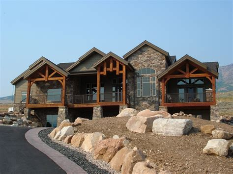 Texas Style House Plans: 2647 sq. ft. Home Plan 135 1087