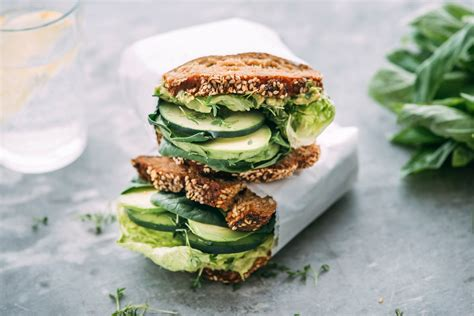 15 creative cold sandwich recipes