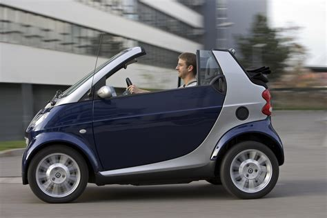 Automotive Electric Vehicles by 2007 Smart Fortwo Electric Vehicle Top Speed