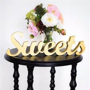 Sweets, Table, Sign, For, Wedding, U2013, Z, Create, Design