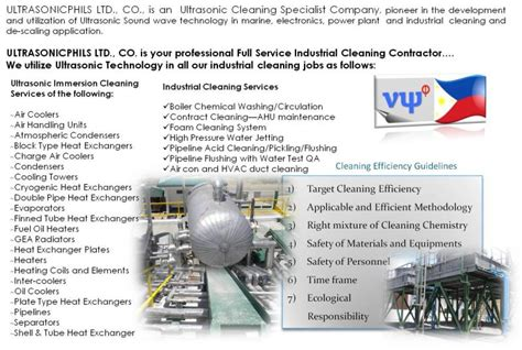 ultrasonic cleaning specialist co home