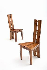 Contemporary, Wood, Dining, Chair, Design, Eight