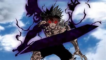 Clover Asta Demon Form Chapter Anime Manga