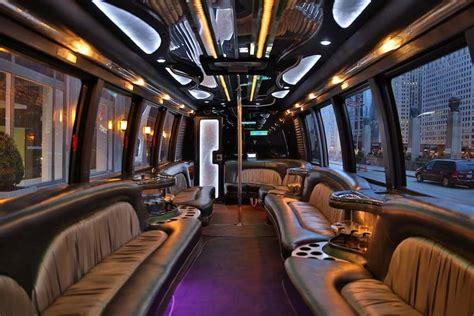 party bus   bathroom phoenix restroom limo bus rental