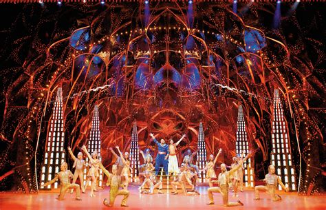 Aladdin Musical Tickets mit 20% Rabatt & Hotel für nur 90€