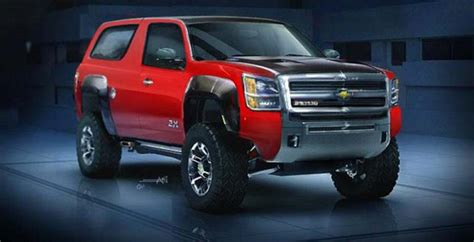2018 Chevy Blazer Review, Release Date  2018  2019 New Suv