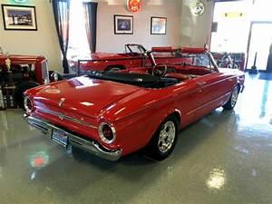1963 Ford Falcon Sprint Convertible   4