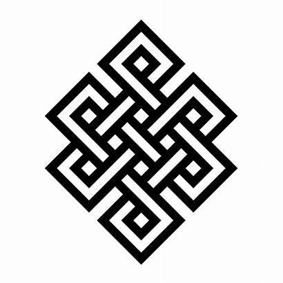 Tattoo Knot Endless Symbol Buddhist Symbols Wisdom