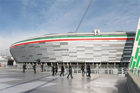 Panchina Juventus Stadium Allianz Stadium Of Turin Juventus Stadium Stadiumdb
