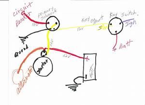 6 Best Images Of 3 0 Mercruiser Starter Wiring Diagram
