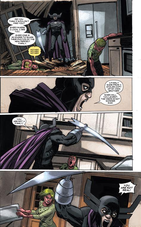 visions wife kills  grim reaper comicnewbies