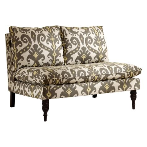 Bench Settee Furniture by Settee Loveseat Bench Treenovation
