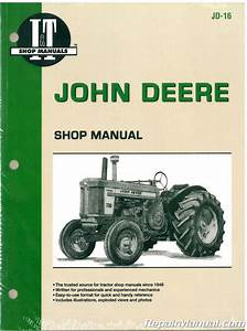 John Deere 520 530 620 630 720 730 Tractor Repair Manual   Jd