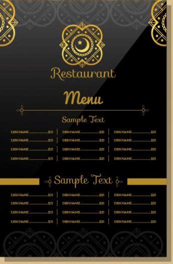 indian cuisine menu top 25 free paid restaurant menu templates