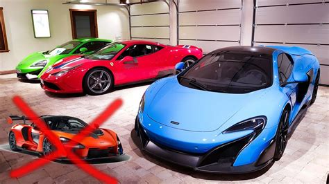 [the Summit 1] We've Cancelled The Mclaren P15 Senna (but