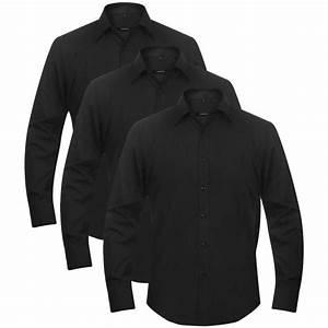Solde Vetement De Travail : acheter 3 chemises de travail pour homme taille s noir pas ~ Edinachiropracticcenter.com Idées de Décoration