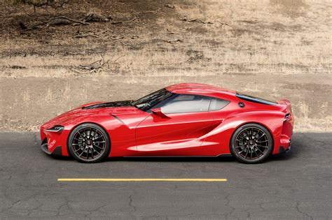 Toyota Ft1 Concept  Car Body Design