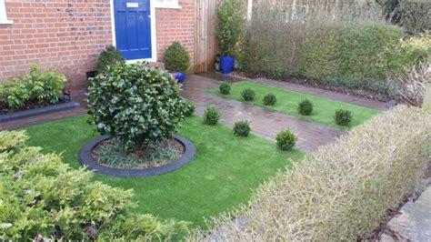artificial grass lawns  front gardens easigrass