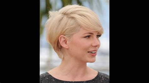 short hairstyles  diamond shaped faces youtube