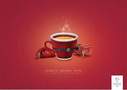 Tea Mall Campaign Festival Ads Advertisement Ad