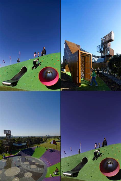 blaxland park riverside sydney playground australia playgrounds architecture outdoor cool parks thecoolist kept secret trip makes play hunter waterplay coolest