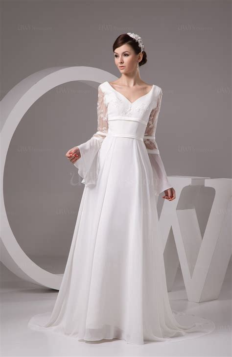 vintage bridal gowns with sleeves antique winter spring
