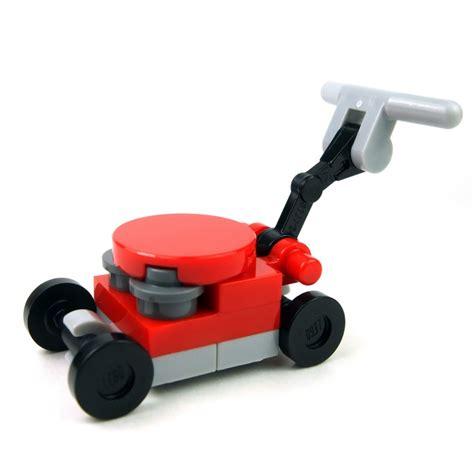 mini tondeuse gazon lego accessoires minifig tondeuse 224 gazon