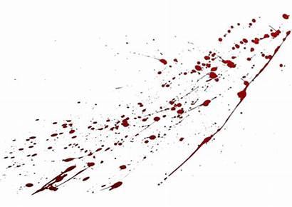 Blood Splatter Transparent Spatter Clipart Stain Pattern