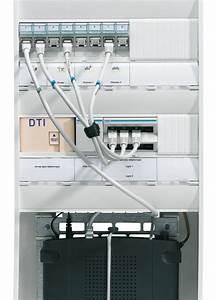 Branchement Coffret De Communication Legrand : cabler une habitation en rj45 ezdomotik ~ Dailycaller-alerts.com Idées de Décoration
